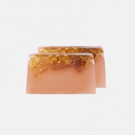 蜂蜜牛奶手工皂 | 深入滋养,肌肤细腻嫩滑