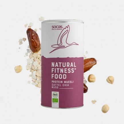 有机植物蛋白片椰枣奇亚籽坚果 | 低碳低脂高蛋白,有机脱油大豆原料