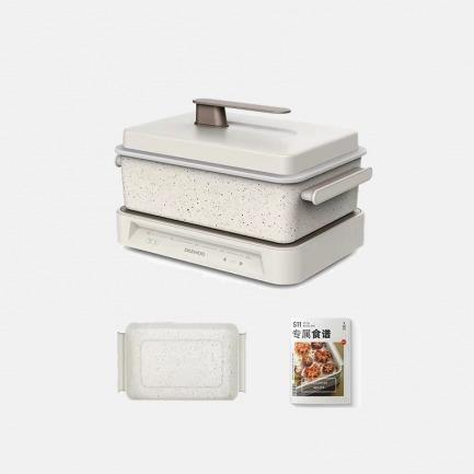 多功能韩国料理一体锅 | 四档功率 力大小随心控制