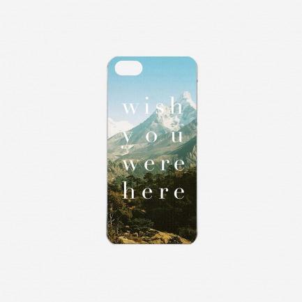 """""""尼泊尔"""" iPhone手机保护壳"""