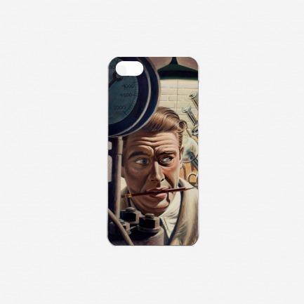 """""""科学家"""" iPhone手机保护壳"""