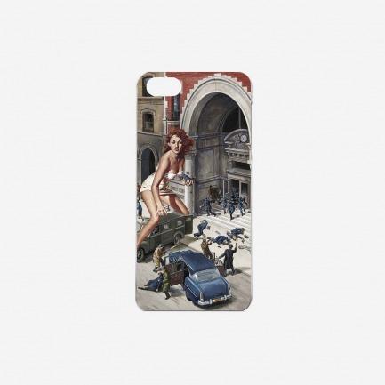 """""""巨女"""" iPhone手机保护壳"""