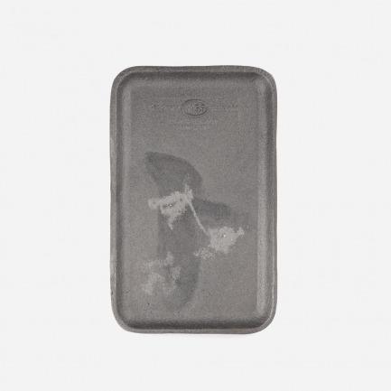 铁制托盘(白/铁色) | 日本生活美学品牌