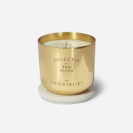 肉桂玫瑰香氛蜡烛 | 标志性Dixon金属风格