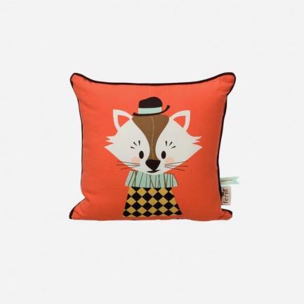 猫图案儿童抱枕(带内芯) | 丹麦家居设计品牌