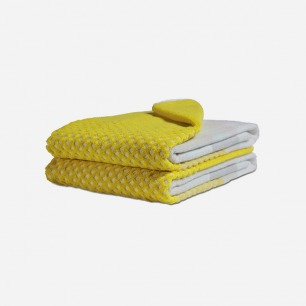 毛巾 | 柔滑吸水材质 清新配色设计(多色)