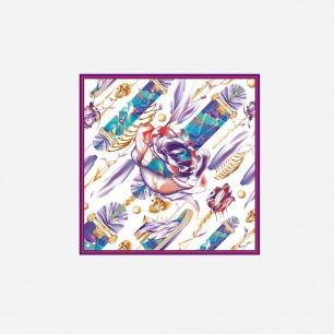 Neorld系列真丝丝巾(ssjk14-015)