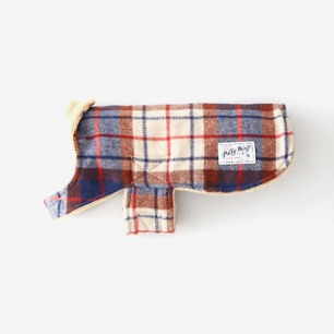 Billy Wolf Porter Plaid Dog Coat | Home | Steven Alan
