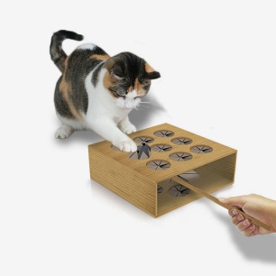 ThinkGeek :: Cat Whack a Mole