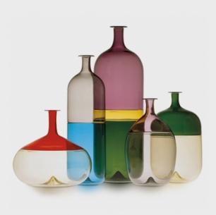 Tapio Wirkkala的Bolle瓶