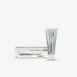 德国DERMAPLANT 过敏问题皮肤专用膏 草本无激素