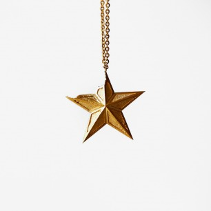 Broken star缺角项链(小号)