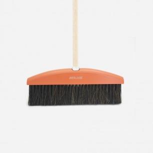 长柄马毛扫帚-多色   法国百年扫具品牌