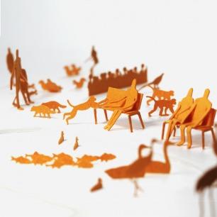 动物园 建筑模型配件系列4【限时折扣 原价188】