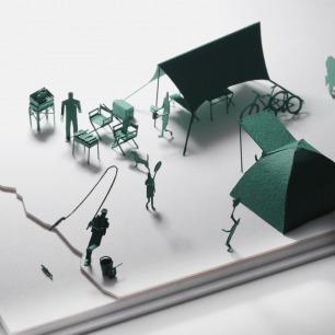 露营 建筑模型配件系列32  【限时折扣 原价188】