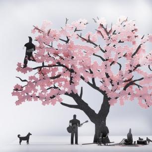 樱花 建筑模型配件系列11