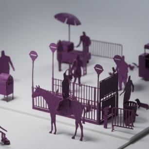 纽约街头 建筑模型配件系列6 【限时折扣 原价188】