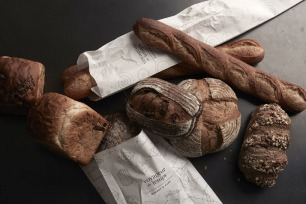 The Visual Identity of 'Voyageur du Temps' Bakery and Café by Character