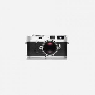Leica mp 银色相机