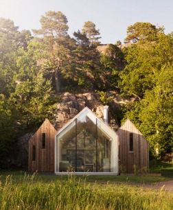 designed by Oslo-based Reiulf Ramstad Architects.