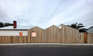 Profile House by Black Line One X Architecture Studio