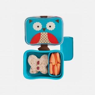 SkipHop 小动物图案儿童饭盒