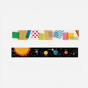 KIDS系列童趣纸胶带