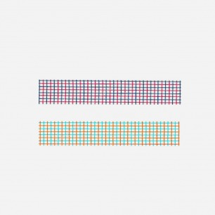 多色条纹胶带 | 日本和纸胶带界无冕之王
