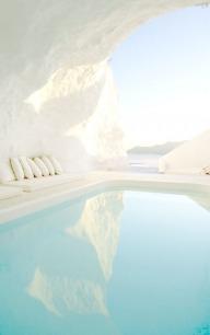 Katikies Hotel - Santorini, Greece