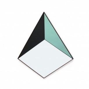 Pyramind Shape Mirror | Bower | HORNE