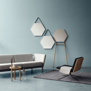 VORA WALL MIRROR