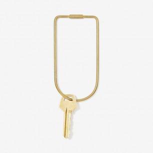 黄铜钥匙扣 多形状 | 独特又个性的家居品牌