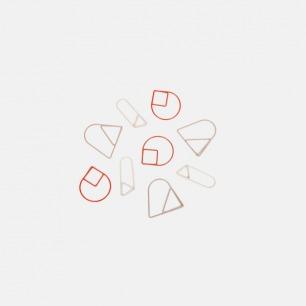 书页夹(红色)
