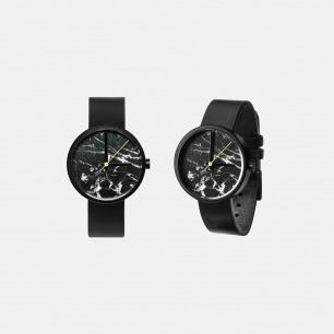 极简主义手表 MARBLE NERO