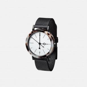 极简主义手表 SHELL 白色