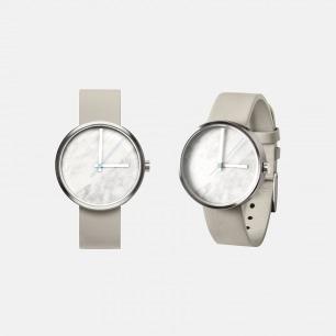 极简主义手表 MARBLE CARRARA