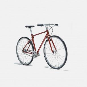 后街城市骑行自行车   远程防盗防丢失