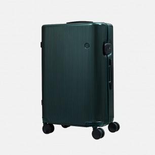 Pistachio超轻旅行箱-森绿条纹款 | 德国红点奖 高颜值又实用