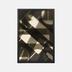 抽象构图之一装饰画 44x64cm   【15个工作日内发货】