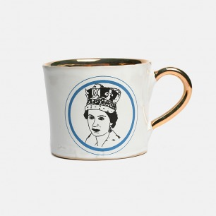 伊丽莎白二世马克杯