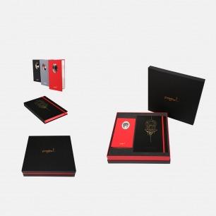 艺术家闫威合作款笔记本礼盒套装