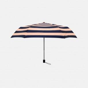 折叠防晒太阳伞遮阳 超轻便携 | 条纹元素 两款可选