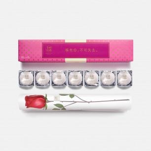 玫瑰四物台湾手工黑糖茶