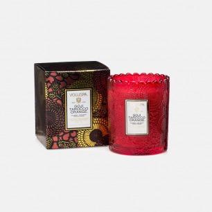 japonica系列蕾丝杯蜡-枸杞与塔罗科血橙