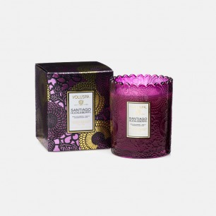 japonica系列蕾丝杯蜡-圣地亚哥黑果木