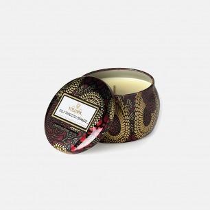 japonica系列小装饰罐-枸杞与塔罗科血橙