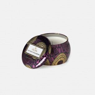 japonica系列小装饰罐-圣地亚哥黑果木