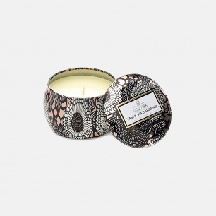 japonica系列小装饰罐-天堂栀子花