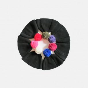 瓜皮毛线帽(六色可选)