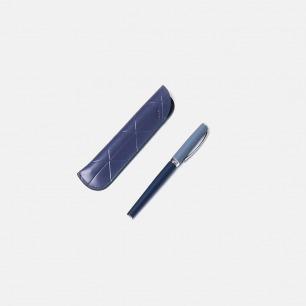 城市系列 签字笔礼盒(含笔套)赫尔辛基(蓝)